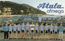 ATALA 87 Gianni Bugno URS Freuler cyclisme cp Ciclismo Cycling TEAM equipe