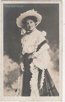 POSTCARD  ACTRESSES  Ruth Vincent