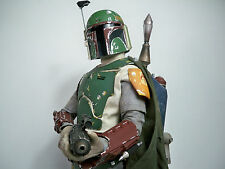 K1000594 BOBA FETT SIDESHOW COLLECTIBLES STAR WARS COMPLETE MIB MINT IN BOX