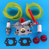 Carburetor Kit For Poulan PP28CD, PP28LD, PP28PDT, PP28RJ Craftsman Zama Trimmer