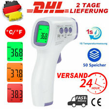 Fieber Thermometer 3 Farben Digital Erwachsene Ohren und Stirn Stirnthermometer