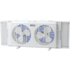 "Lasko 7"" Twin Window Fan - 2137"