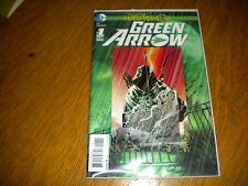 DC Comics The New 52 Futures End Green Arrow #1
