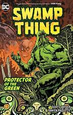 SWAMP THING: PROTECTOR OF THE GREEN TPB DC Essential Edition #1-10, Annual #1 TP