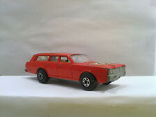 Matchbox Lesney Superfast  Mercury No 73 Red Wagon with 2 Dogs - SHOW054