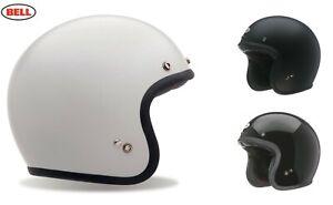 BELL 2020 Cruiser Personalisiert 500 Std Jethelm Motorrad/ Roller/ Retro Helm