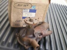 1963-64 CHEVY TRUCK WATER PUMP IN BOX FITS 292 ENGINES 'AW-669
