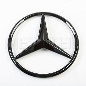New Genuine Mercedes W463a W464 G Class Star Black Emblem