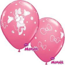 Ballons de fête ballons personnages roses pour la maison