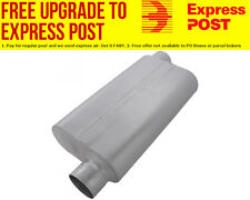 "Flowmaster 50 Series Delta Flow Muffler 3"" Offset Inlet / Offset Outlet"