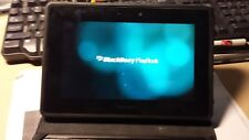 BlackBerry PlayBook 64GB, Wi-Fi, 7in - Black, Keyboard and carry case bundle