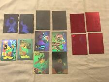 1991-93 Impel/SkyBox Disney Hologram Trading Card Chase Sets x 3 SEE DESCRIPTION