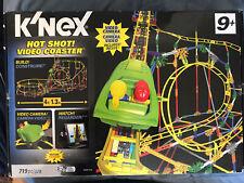 K'nex hot shot video coaster