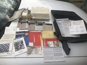 Rare Apple IIc Computer Bundle