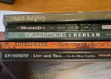 Cd Lot Metal Death Rare New / Reign Mendeed Ektomorf Infer noise Nuclear