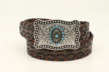 Ariat Ladies Belt Turquoise Stone a1522402 - M