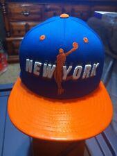 New York Basketball Hat NBA Knicks Snapback Cap Baller kb ethos 💯💯 💯