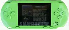 "Green Handheld 16 BIT CONSOLE SLIM STATION 200+ GAMES USB Charge 2.7"" SCREEN"