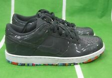 Nike Womens Dunk Low 317813-006 Anthracite/White Size 8.5