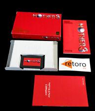 MOTHER 3 Game Boy Advance GBA Nintendo GAMEBOY JAP
