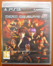 Dead or Alive 5 DOA5, Tecmo, PlayStation 3 PS3, Ver. Española ¡NUEVO PRECINTADO!