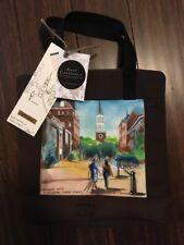 Burlington Vermont Artist Handmade Bag Purse Anna Constantin Church Street VT