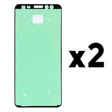 Lot 2pcs Sticker Adhésif Autocollant Colle Ecran LCD Samsung Galaxy A8 2018 A530