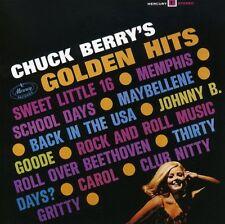 Chuck Berry - Golden Rock Hits of Chuck Berry [New CD]