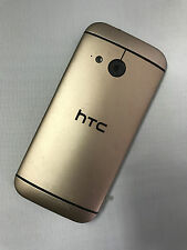 Original HTC One Mini 2 Akkudeckel Akku Deckel Backcover M8 Mini Gold