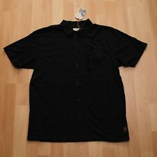 NEU Nudie Jeans,  Hemd  Shirt Peter Army Jersey Shirt Black M