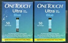 One Touch Ultra Blue 100 Test Strips Exp. 12/31/2020 100% Sealed *Fast Shipping*