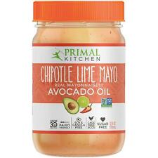 Primal Kitchen Chipotle Lime Mayo, 12 oz