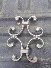 Cheap Stair Parts Iron Baluster Spiral- Art Metal FAST DELIVERY Wrought Railing