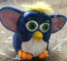 """FURBY 3"""" Toy 1998 McDonalds Exclusive Tiger Electronics"""