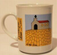 COBBLESTONE LANE Hotel Dumont Paris France 14oz. Coffee Mug Tea Cup Vivi 1982