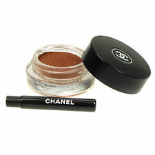 Chanel Illusion D'Ombre Long Wear Luminous Eyeshadow 128 Rouge Brule - Bronze