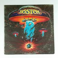 BOSTON s/t JE34188 LP Vinyl VG+ near ++ Cover VG+ Test Played