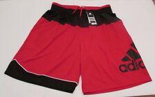 Adidas Men DSG Basketball/Training Performance Shorts Reg$40 XLarge Red AA2760