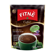 30 x FITNE 3in1 Instant Coffee Mix With Fiber,Slimming, Fitness,Weight Loss,Diet