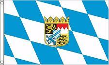 Bavaria (Bayern) Lozenge State 5'x3' Flag
