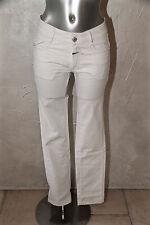 bonito jeans blanco pitillo MARITHé FRANÇOIS GIRBAUD talla 36 14
