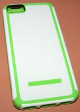 Body Glove Tactic case, dual layer hybrid for iPhone 5/5s/SE, Gloss White/Green