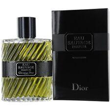 Eau Sauvage Parfum by Christian Dior Eau de Parfum Spray 3.4 oz