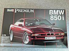 REVELL  PREMIUM BMW  850 i   * RARE *  1/24 MODEL KIT