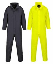PORTWEST SEALTEX WATERPROOF BOILERSUIT COVERALL OVERALL SUIT S452 rrp£40