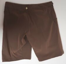 Specialized Women's Cycling Enduro Shorts BG Comp Brown With Detachable Liner S