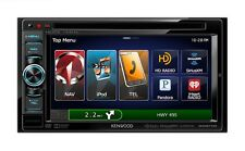 KENWOOD DNX691HD CAR STEREO W / NAVIGATION & DVD PLAYER, BLUETOOTH, HD RADIO GPS