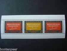 NVPH 858 VLUCHTELINGENBLOK POSTFRIS 1966