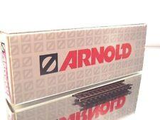 Arnold Spur N: 10 x HN 8002 gerades Gleis 57,5mm - NEU + OVP