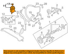 SUZUKI OEM 06-13 Grand Vitara Power Steering-Reservoir Tank 4914065J00